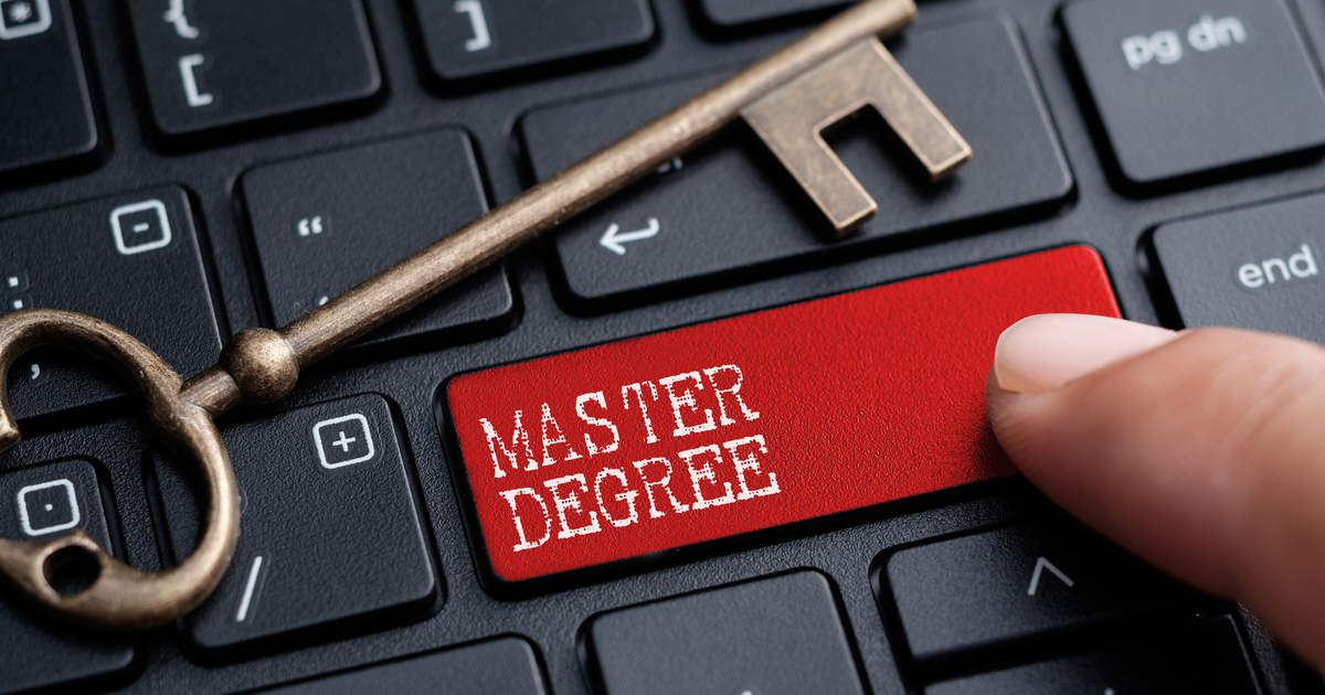 Getting Started With Masters Dissertation